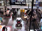 Expo Renault Twizy Champs-Elysées