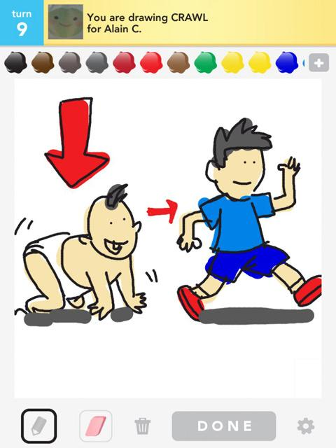 draw something crawl