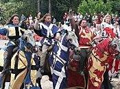 Programme Caritats, fêtes médiévales 2012