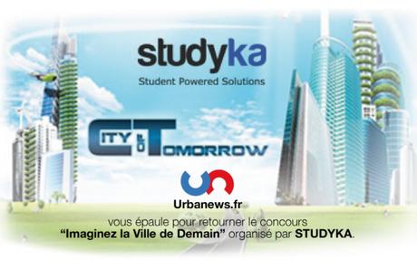 Appel à contribution #2 : On retourne le concours [Studyka] : «La Ville de Demain»