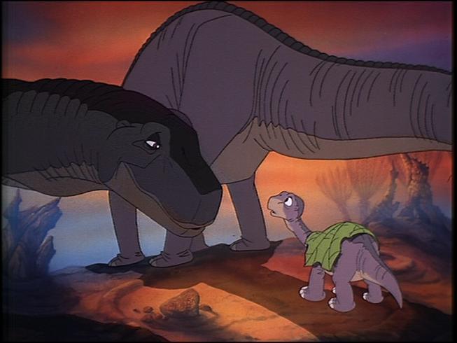 Le petit dinosaure et la vall e des merveilles paperblog - Petit pieds dinosaure ...