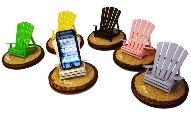 iBeach, un Dock iPhone en mode ''plage''...