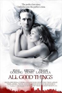 Cinéma : All good things (Love & Secrets)
