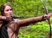 Hunger Games Gary Ross avec Jennifer Lawrence, Josh Hutcherson, Liam Hemsworth