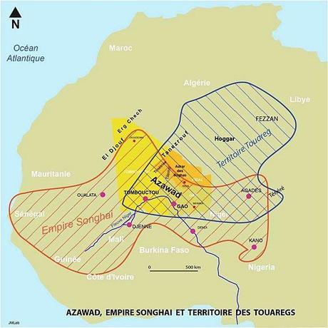 Azawad : l'accélération de la fragmentation africaine