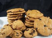 Biscuits mélasse, épices raisins