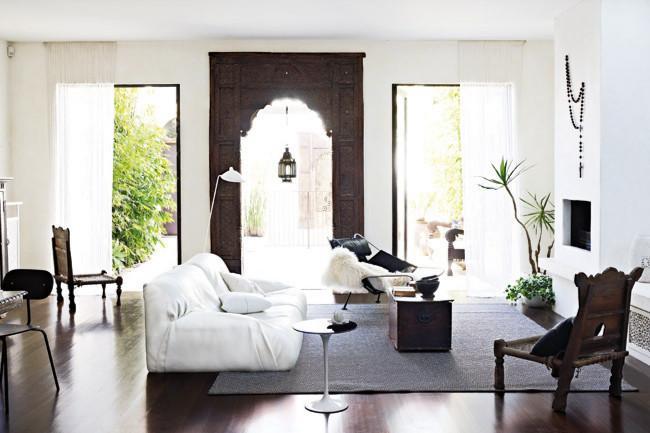 Visite Déco } Une jolie maison exotique en Australie - Paperblog