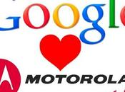 Rachat Motorola histoire brevets
