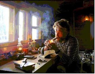 Dans les forêts de Sibérie de Sylvain Tesson, Prix Médicis 2011