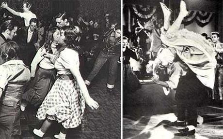 Fifties et rock'n roll
