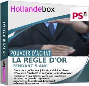 Hollande est socialiste mais.