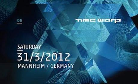 On était @ Time Warp Mannheim 2012