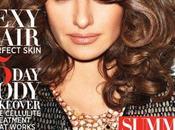 Penelope Cruz série mode pour Harper's Bazaar