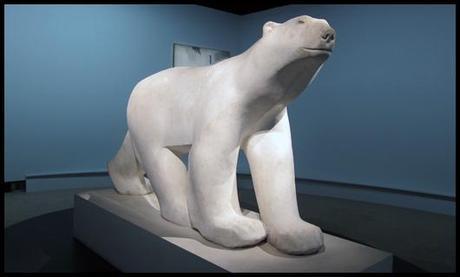François Pompon • L'ours blanc
