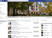 Facebook crée groupes pour écoles