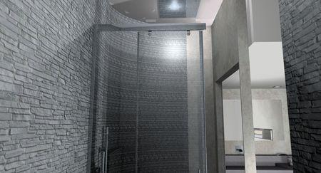 Conception et réalisation d\'une salle de bain à Aix En Provence ...