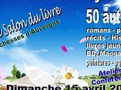 Salon fait livre 2012 Martres Veyre (63) avril
