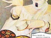 Produits maquillage années 1920