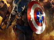 Captain America First Avenger Johnston (2011)