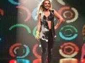 doublure Britney pour vidéo Twister Dance