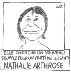 Interview (presque) imaginaire : Nathalie Arthaud