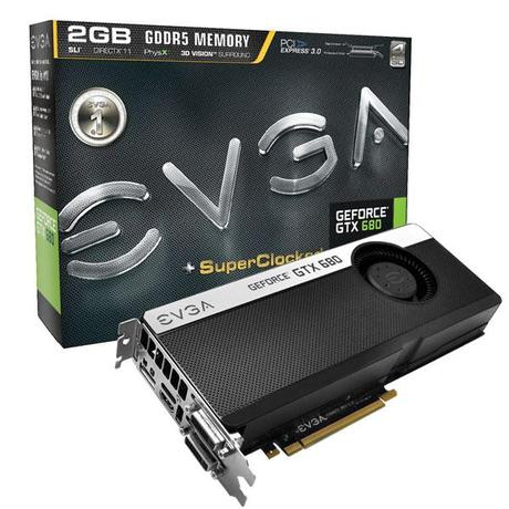 02G P4 2685 KR LG 1 EVGA appose sa signature sur la GTX 680