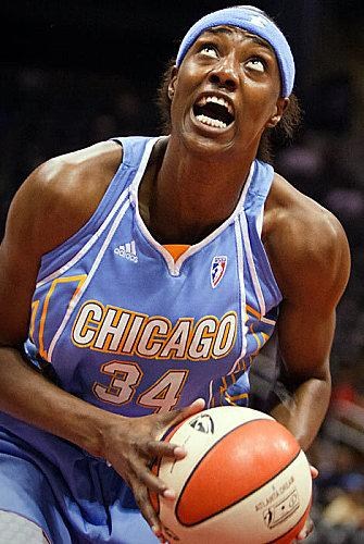 Sylvia FOWLES (Chicago) Darrell WALKER