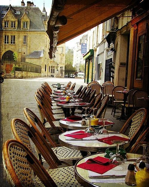 restaurants paris