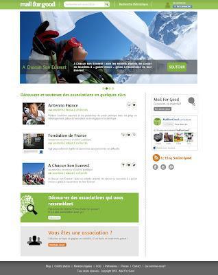Mailforgood accélère pour que toutes les associations aillent vers les internautes