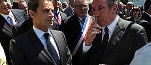 Nicolas Sarkozy mirage François Bayrou Premier ministre