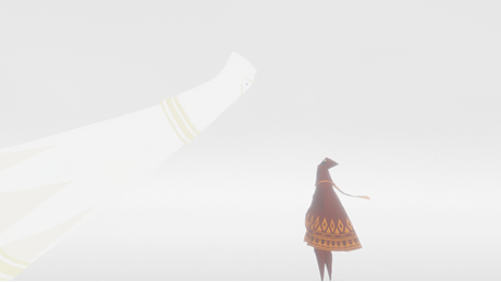 journey thatgamecompany sony playstation3 test Test   Journey (PS3)