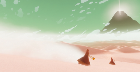 journey thatgamecompany sony playstation3 test1 600x308 Test   Journey (PS3)