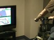 Jouer Mario Kart vélo