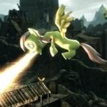 geek - mon petit poney version skyrim petit poney skyrim videos