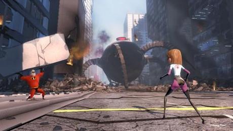 Test, Kinect Heros une aventure disney pixar, xbox360, kinect, microsoft, disney, pixar
