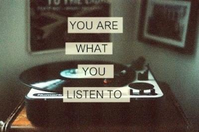 You are what you listen to!  //