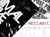 V.A. Minimal Wave Tapes Danza Meccanica Metal Dance