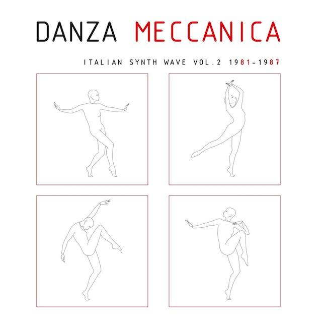 V.A. – The Minimal Wave Tapes II / Danza Meccanica / Metal Dance
