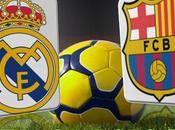 Barcelona Real Madrid classique