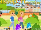 Passeport l'aventure petits copieurs, Hachette Livre