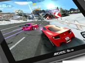 tablette console jeux chez Archos