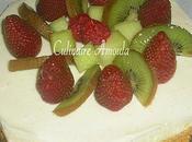 Cheesecake Kiri agrumes