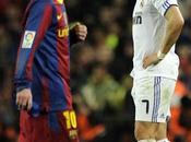 Clásico entre Barcelone Real Madrid