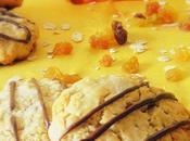 Oatmeals cookies (Cookies flocons d'avoine)