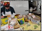 Toasts anchois Yolande
