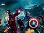 Avengers, film avec Super Héros comics Marvel