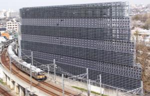 L'Energy Innovation Building de l'université de Tokyo