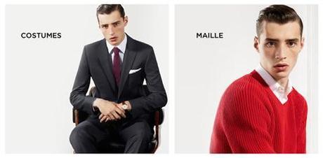 De Fursac, la marque de costume homme a sa boutique en ligne