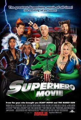 Super hero movie