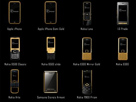 Continental Mobiles Collection
